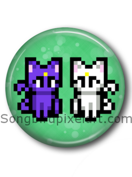 Luna and Artemise
