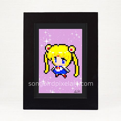 4x6 Sailor Moon Print