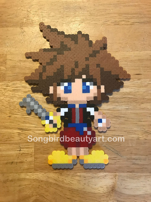 Kingdom Hearts: Chibi Sora