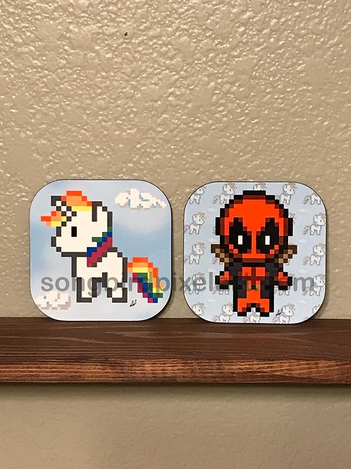 Unicorn and Deadpool