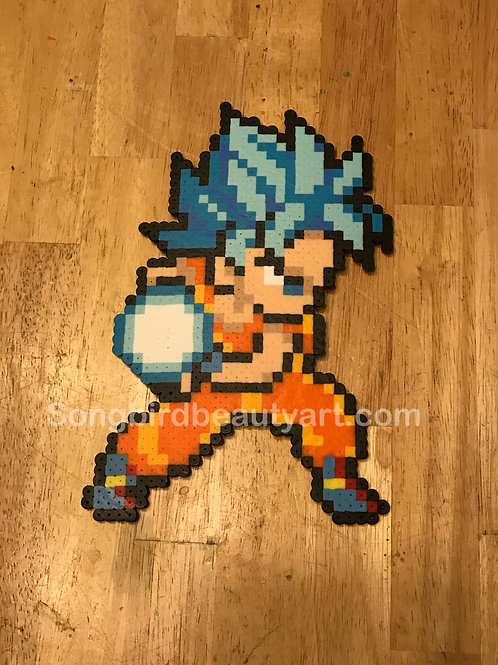 Dragon Ball: Blue Super Saiyan