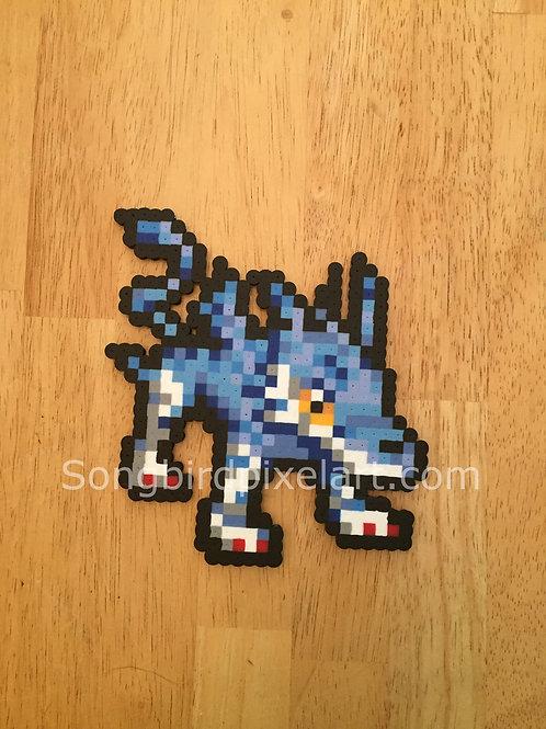 Digimon: Garurumon