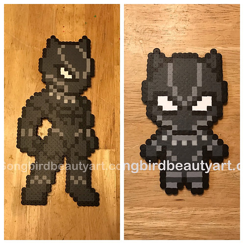 Marvel: Black Panther Lg & Chibi