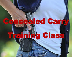 Concealed Carry Training Class Image (50