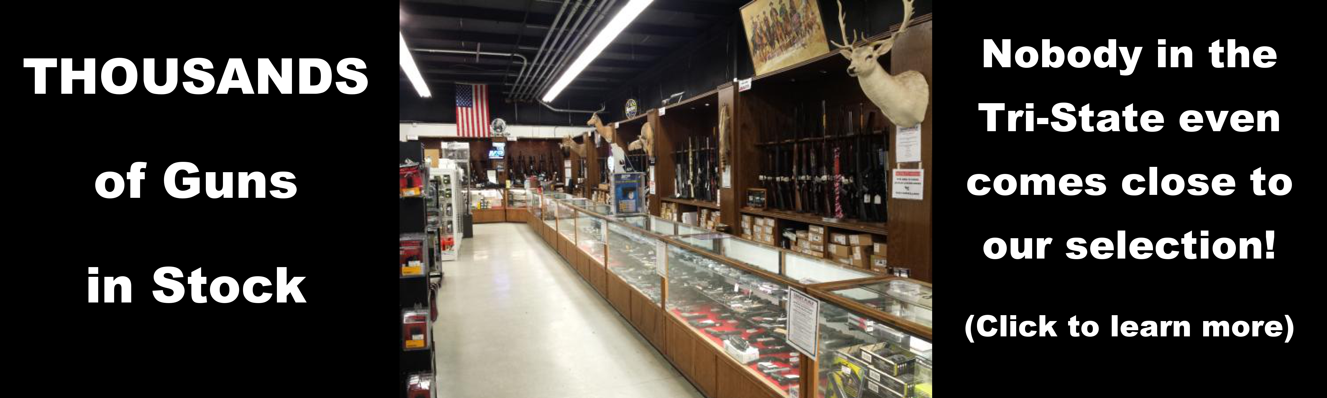 Firearms Slider