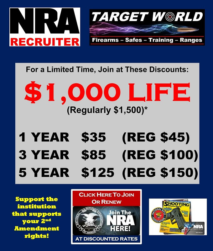 NRA Discounted Membership Rates 1-8-2021