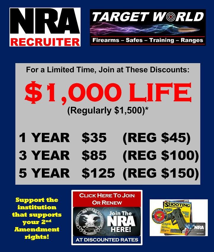 NRA Discounted Membership Rates 5-15-202