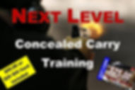 Next Level CCW Training Class with Gift