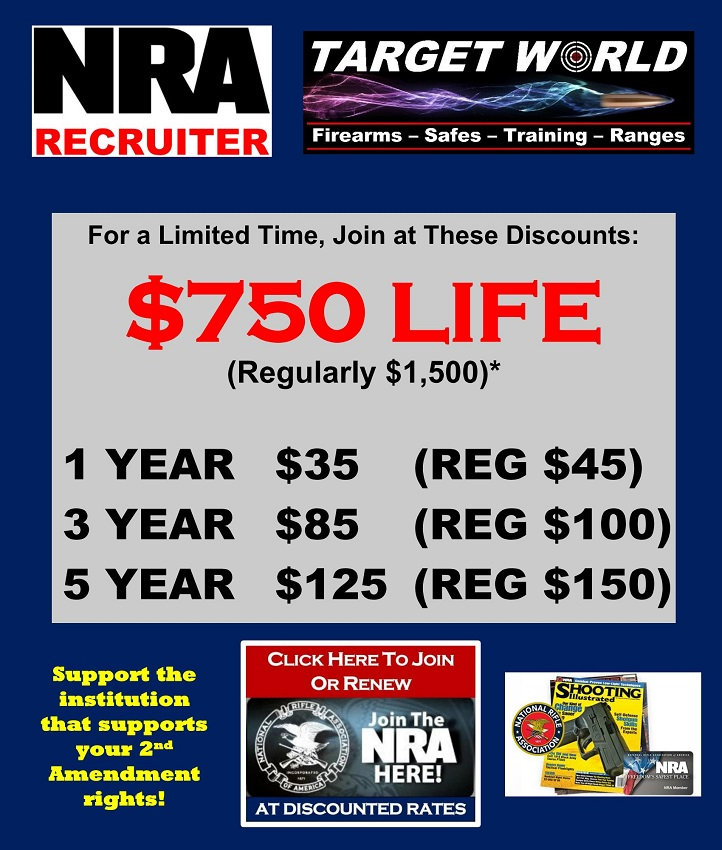NRA Discounted Membership Rates 1-28-202