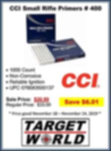 CCI Small Rifle Primers #400 (500).jpg
