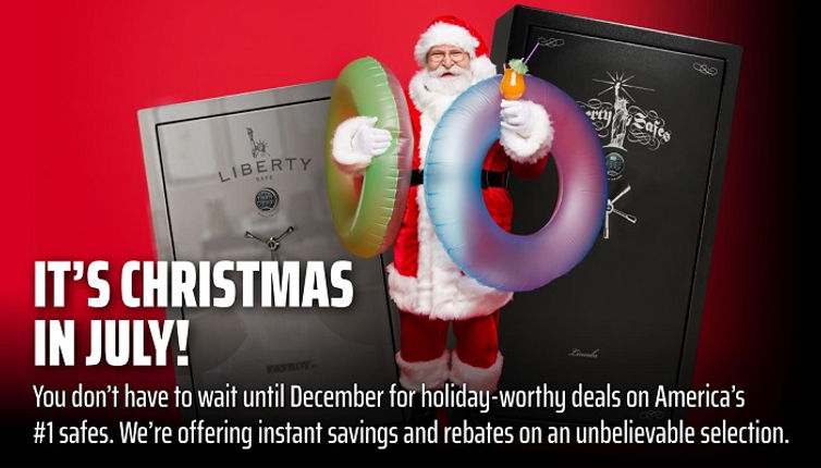 Liberty Safe xmas_in_july_Promo_Flyer (2