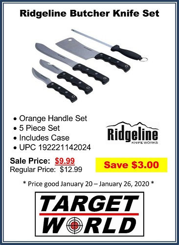 Ridgeline Processing Butcher Set (500).j