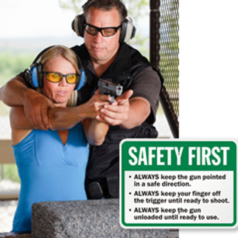 Basic Handgun Training - Saturday, August 25, 2018, 7:30AM-10:00AM