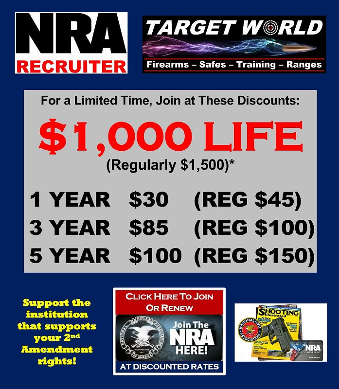 NRA Discounted Membership Rates 3-4-2020