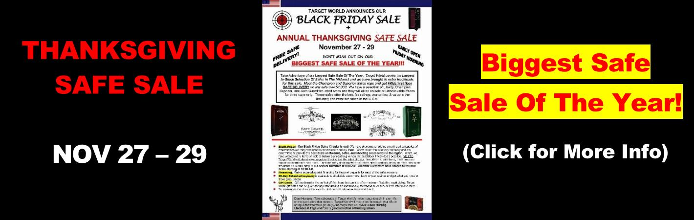 Thanksgiving Safe Sale Slider 2020