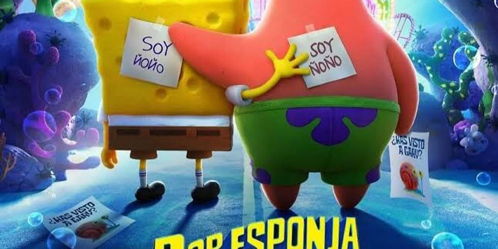 BOB ESPONJA: AL RESCATE  | Doblada