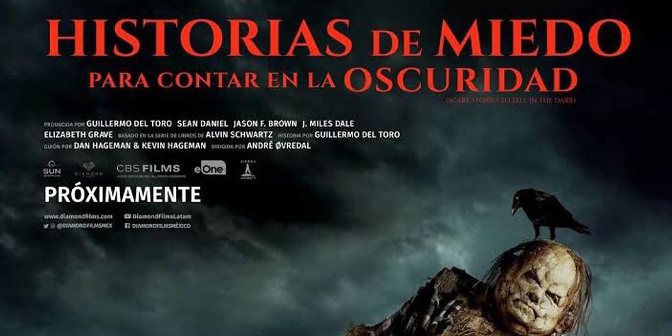 HISTORIAS DE MIEDO PARA CONTAR EN LA OBSCURIDAD | Subtitulada