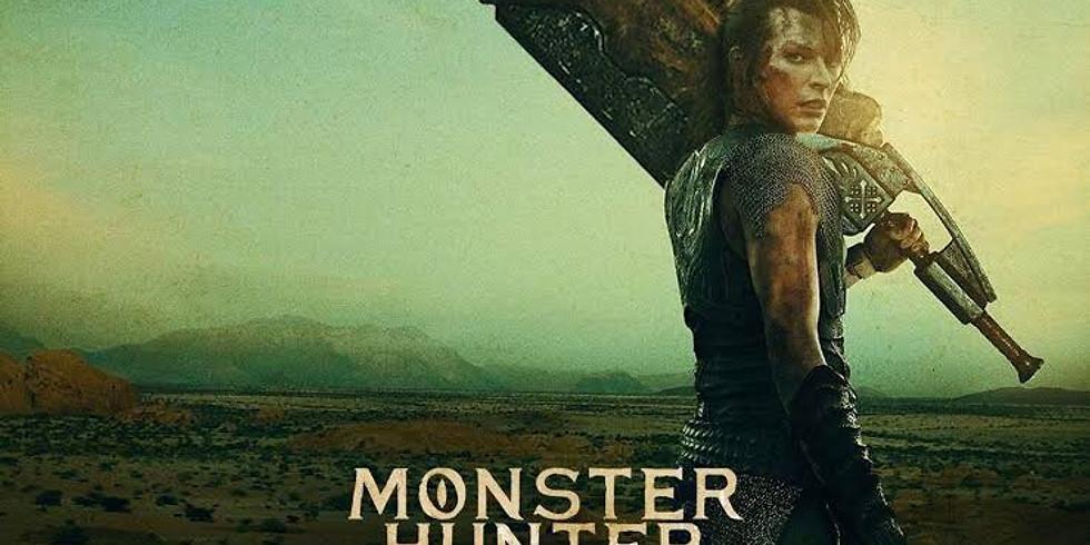 MONSTER HUNTER | Subtitulada