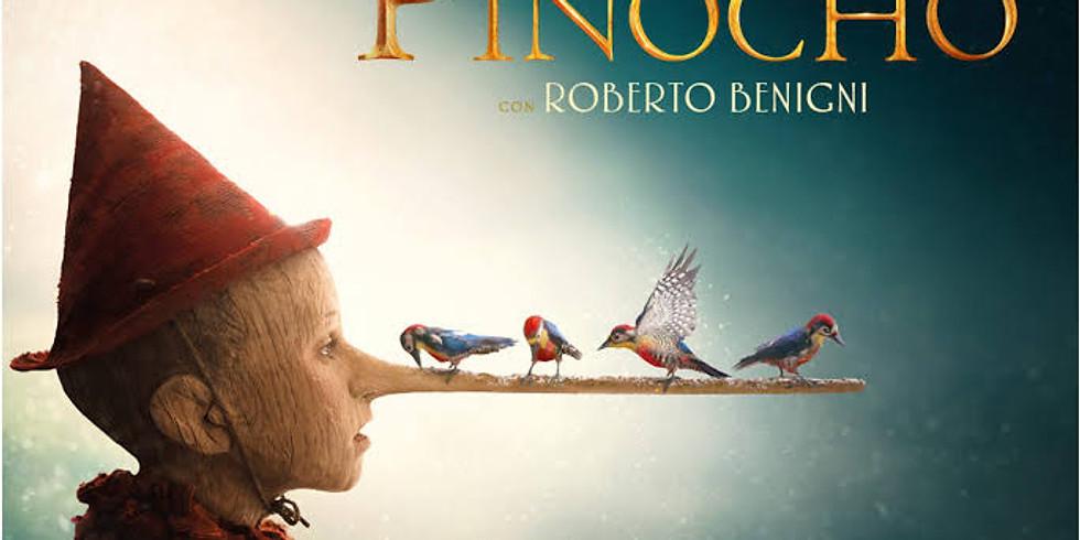 PINOCHO | Subtitulada