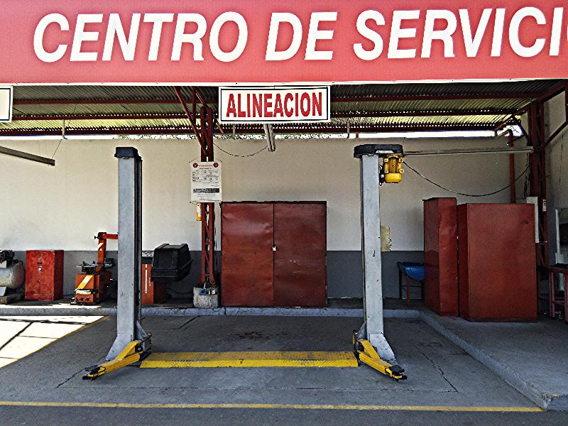 Centro de Servicio Cumará