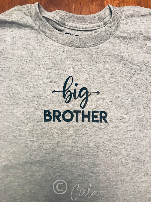 Little/Big Brother T-Shirt