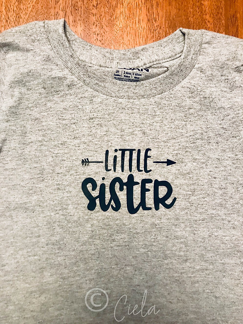 Little/Big Sister T-Shirt