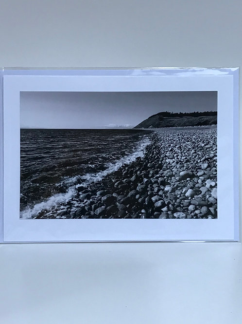 Ebey's Landing - Greeting Card