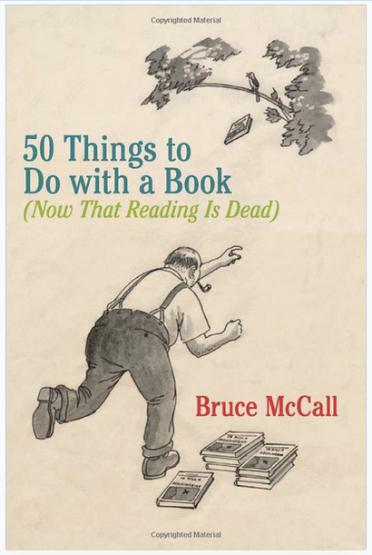50 Things To Do With A Book
