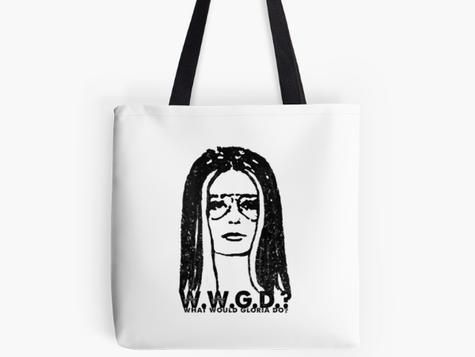 W.W.G.D.? TOTE BAG