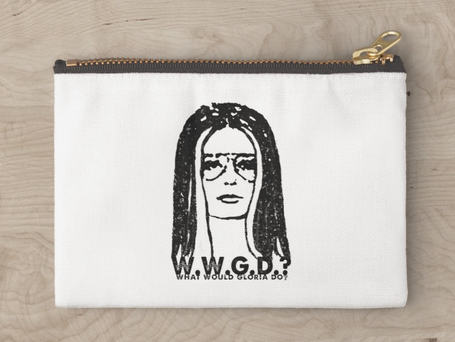 W.W.G.D.? SMALL POUCH