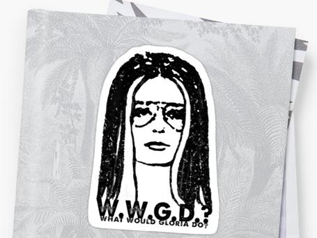 W.W.G.D.? STICKER