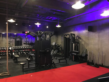 Our Gym