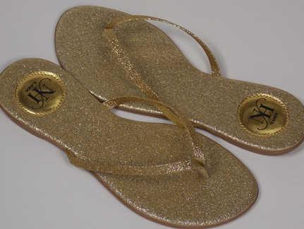 Ref: 037 Glitter Dourada
