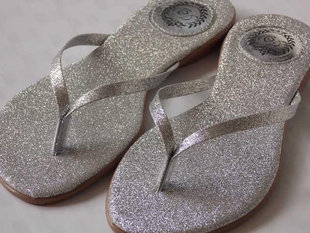 Ref: 077 Glitter Prata