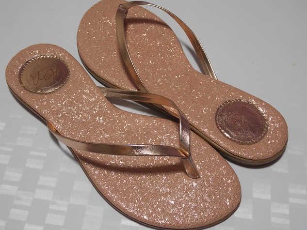 Ref: 030 Glitter Ouro Rosé