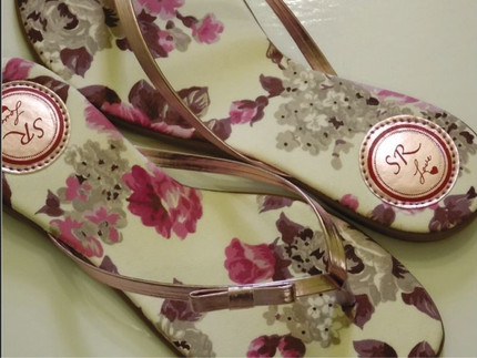 Ref: 044 Floral beringela