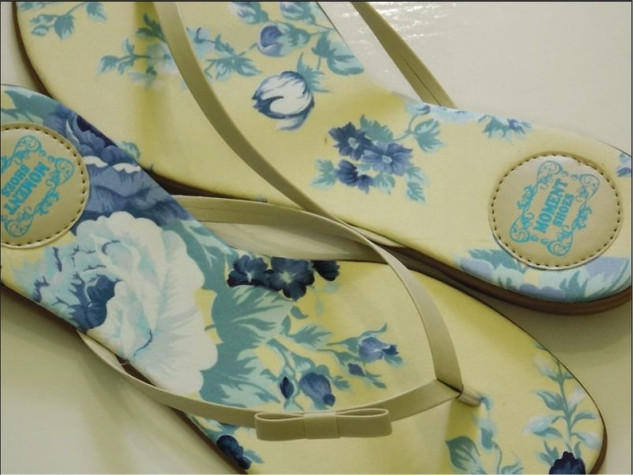 Ref: 055 Floral azul