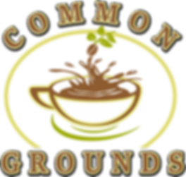 large graphic of Common Grounds logo