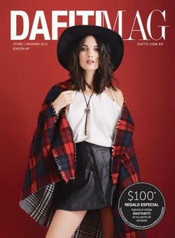 Tapa Dafiti Mag