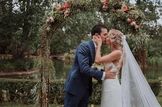 La boda de Lucy & Kike