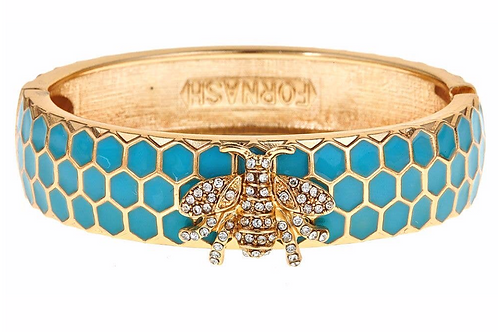 Aqua Honey Bracelet