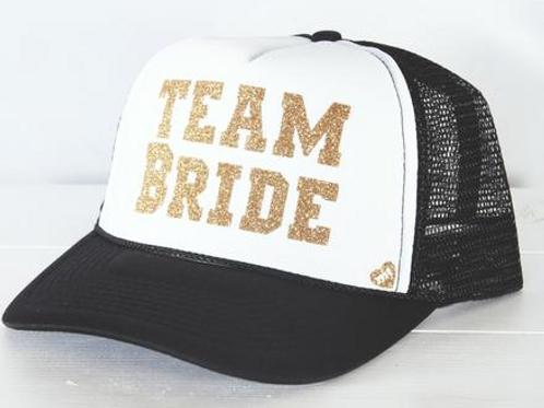 Team Bride Mother Trucker Hat