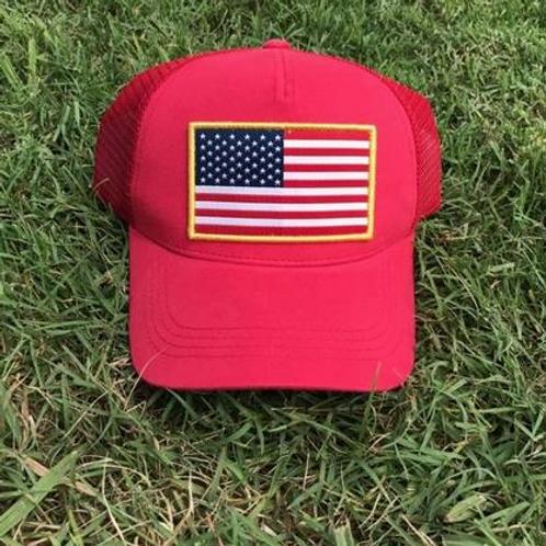 Shepgear Hat Red