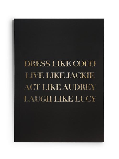 Journal- Dress Like Coco