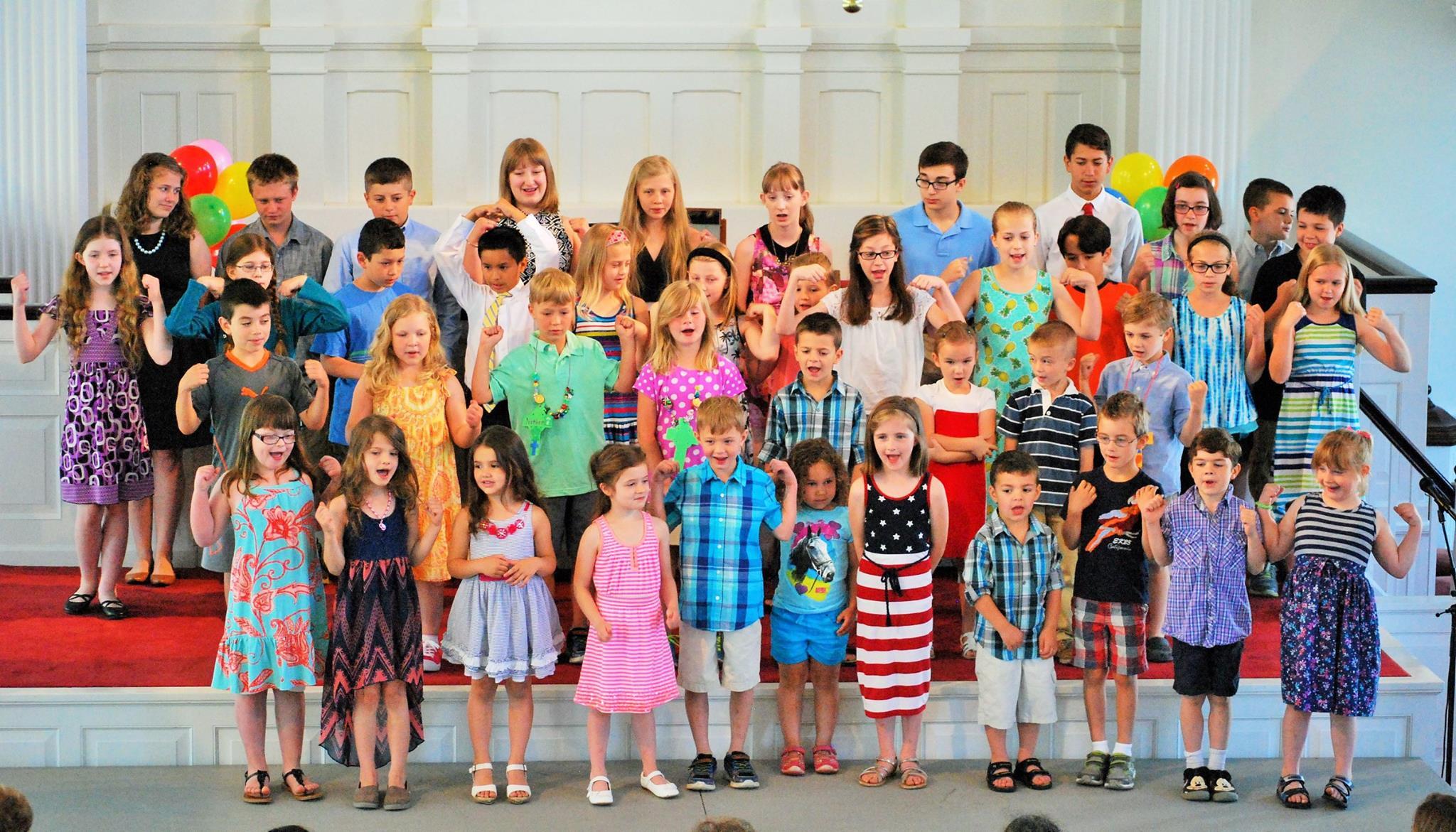 Childrens Celebration