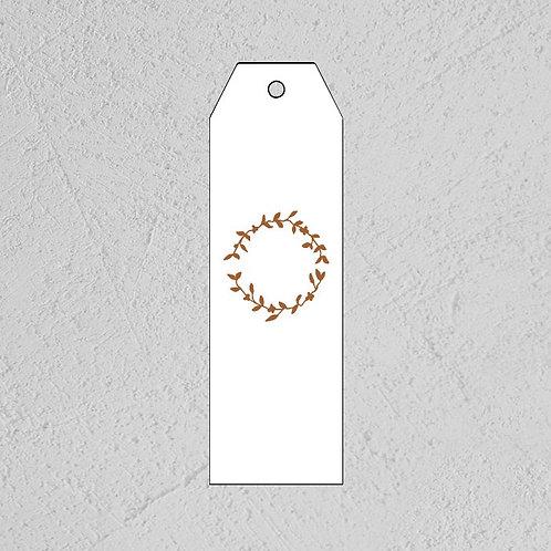 GAVELAPP - brun krans