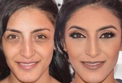Makeup for wedding guest