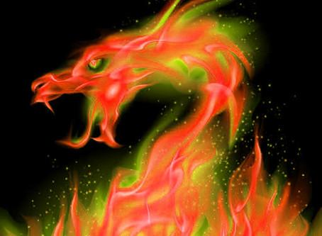 A Dragon Inside