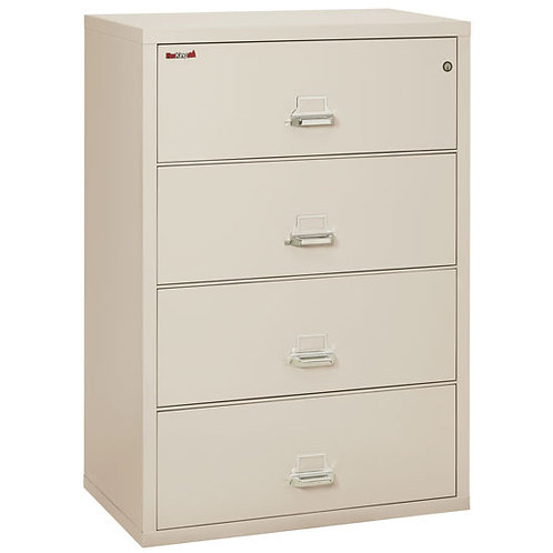 43822C 4 Drawer Lateral Letter and Legal File  FireKing® Security Group