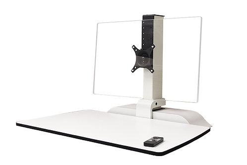 E-DOC-II EMERGE II powered adjustable height desktop